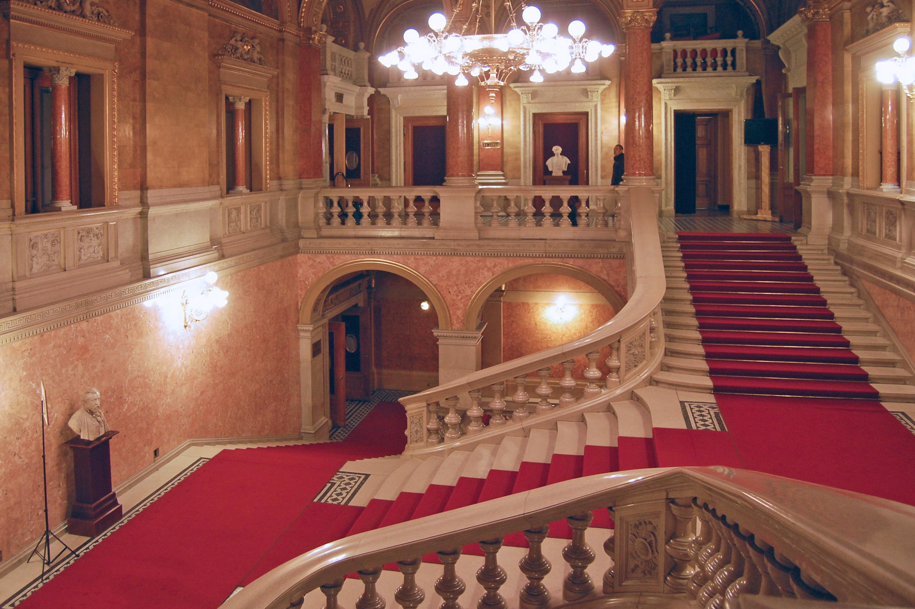 Magyar Állami Operaház (or The Hungarian State Opera House